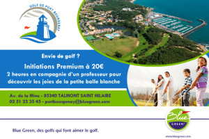 Golf de Bourgenay