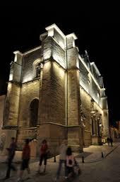 L'église des Sables d'Olonne tout proche de la plage