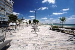 Aux Sables d'Olonne, tout est mis en oeuvre pour développer le tourisme à vélo