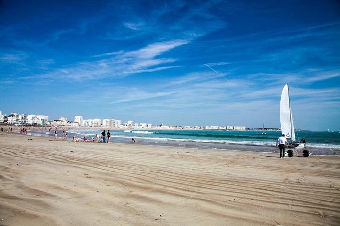 Hôtel 3 étoiles de luxe aux Sables d'Olonne proche de la plage