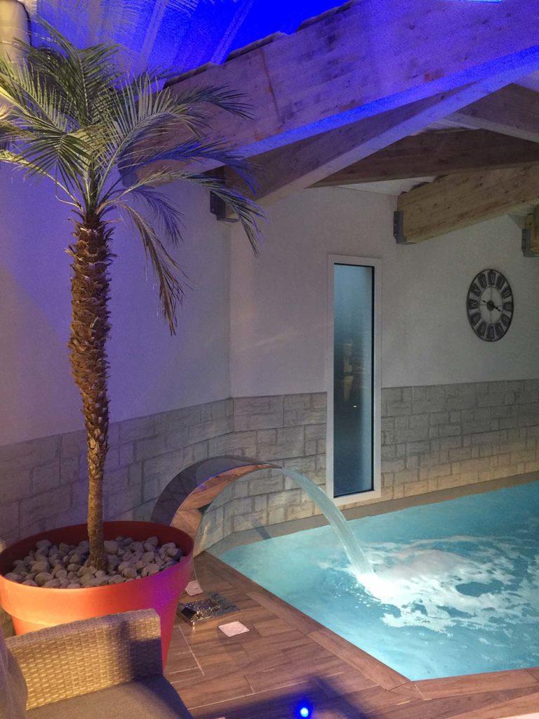 Hôtel avec piscine aux Sables d'Olonne