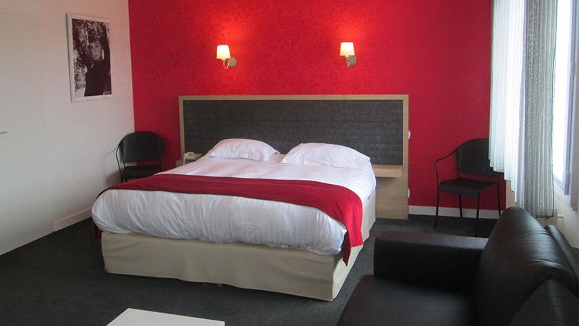 chambre quadruple hotel Calme des Pins Les Sables d'Olonne