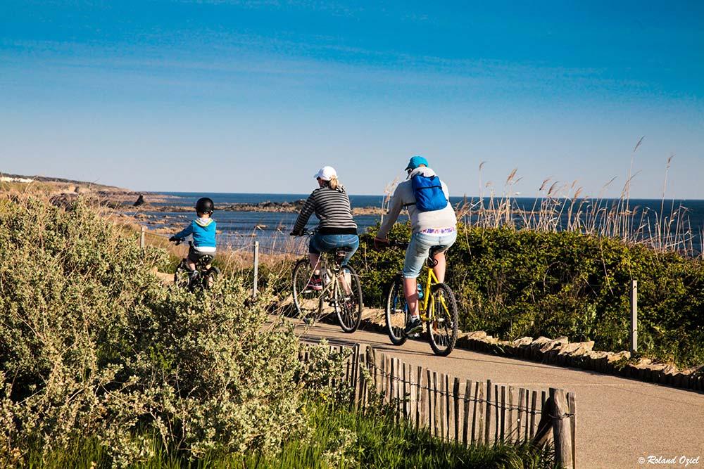 vélo Les Sables d'Olonne