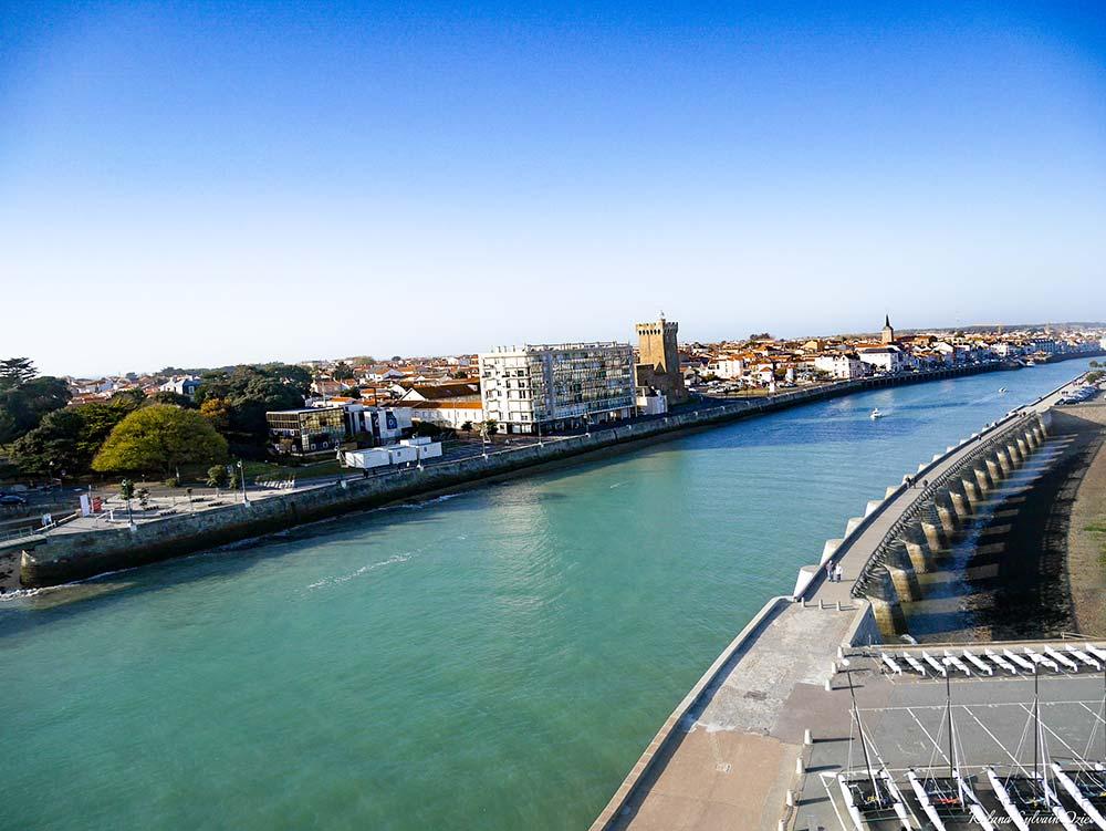 port Les Sables d'Olonne