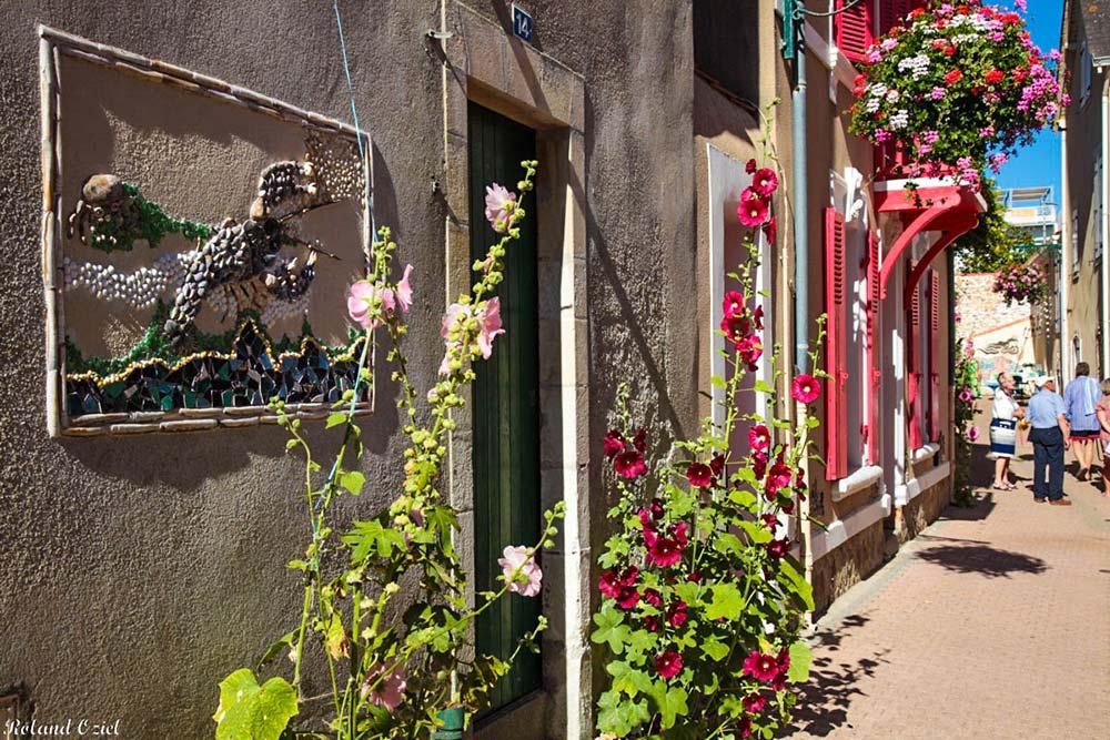 rues Les Sables d'Olonne