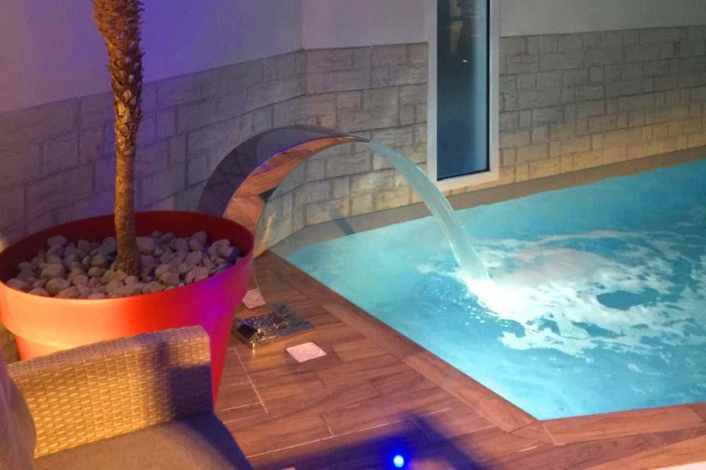 hotel Calme des Pins Les Sables d'Olonne avec spa