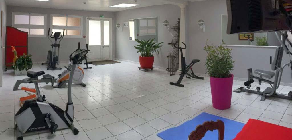 salle de fitness Les Sables d'Olonne