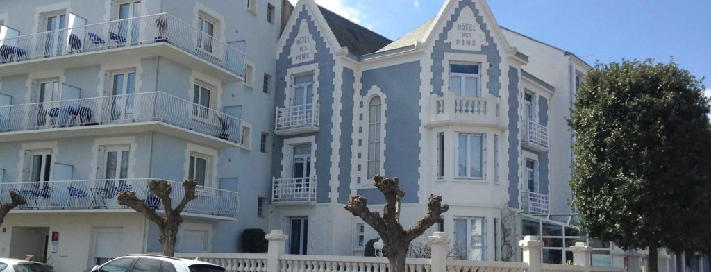 Hotel le Calme des Pins aux Sables d'Olonne