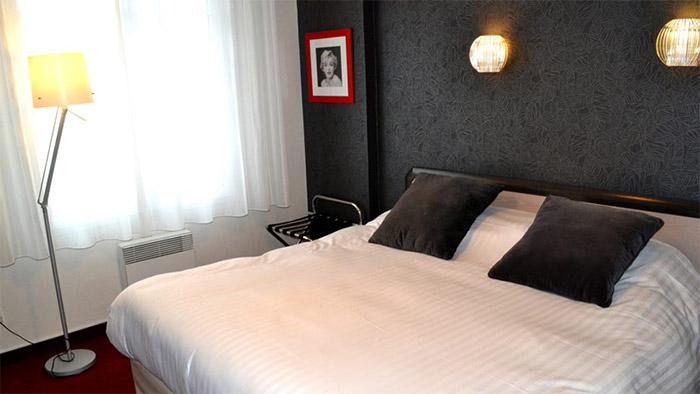chambre hôtel pour séminaire les Sables d'Olonne