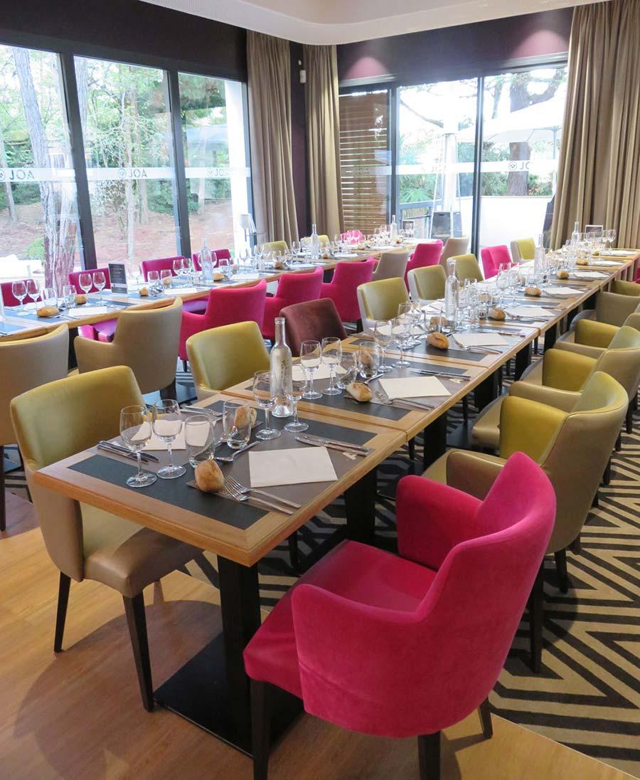 restaurant groupe Les Sables d'Olonne