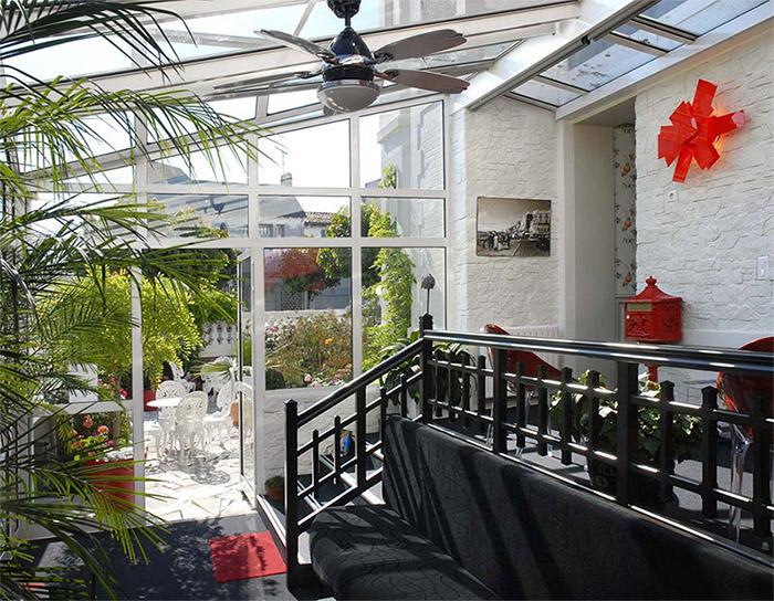 séjour hôtel centre-ville avec piscine intérieure Les Sables d'Olonne