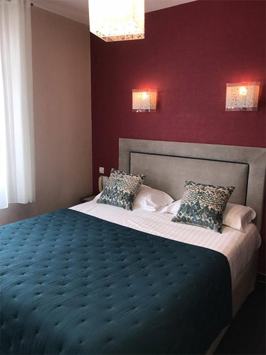 chambre d'hôtel avec spa Vendée