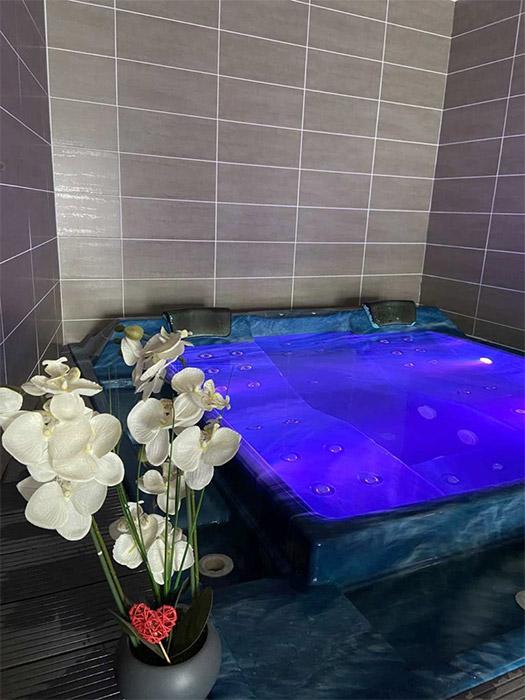 idée cadeaux hôtel avec spa Vendée