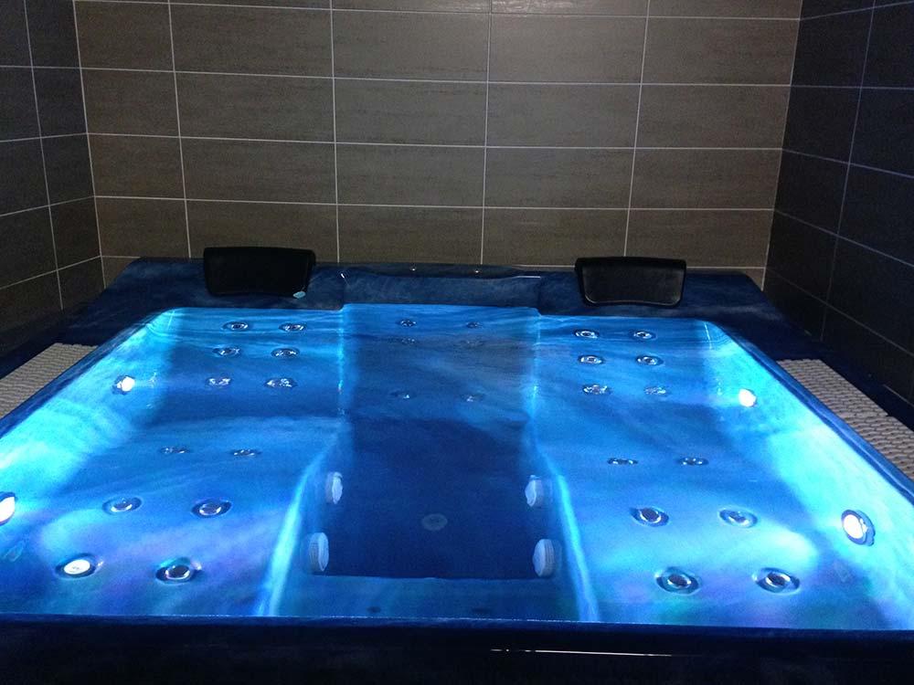 hotel aux Sables d'Olonne avec espace bien etre et massage